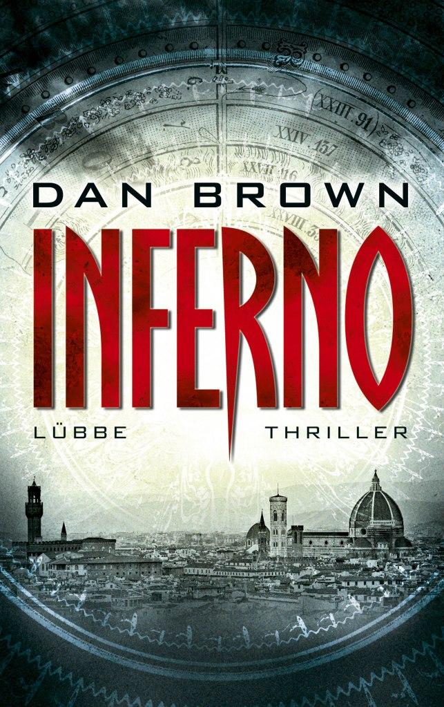 Ab sofort erhältlich: Inferno – der neue Roman von Dan Brown