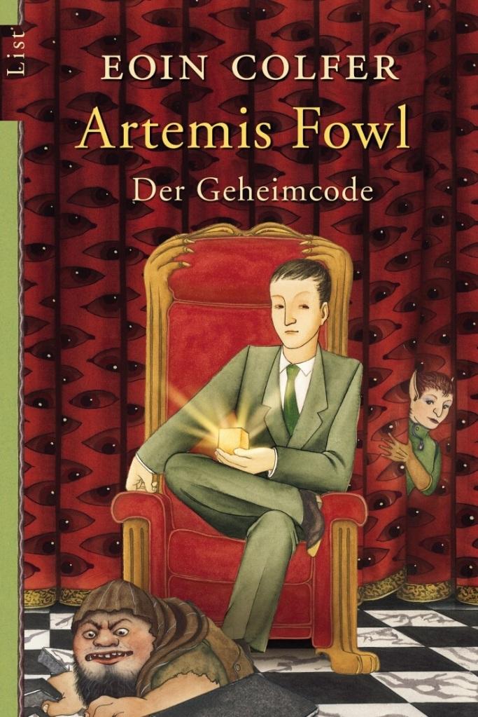 Artemis Fowl – Der Geheimcode