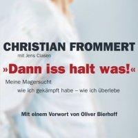 Exklusiv: Live-Online-Seminar mit Christian Frommert zum Thema Magersucht am 4. Juli 2013. Buch-Info: Ein magersüchtiger Manager erzählt - fesselnd und emotional ...