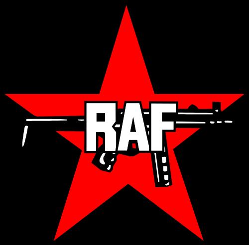 Logo der Rote Armee Fraktion