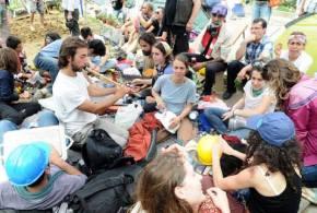 Brief aus Istanbul – Bericht vom Taksim-Platz, Bild: Assoziation A