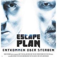 Escape Plan. Thriller mit  Sylvester Stallone und Arnold Schwarzenegger.  Entkommen oder Sterben. Kinostart am 14. November 2013