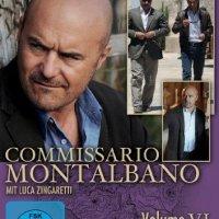 Commissario Montalbano Volume 6 erscheint am 19. August auf DVD. Sizilianische Krimis, die unter die Haut gehen mit brandneuen Folgen...