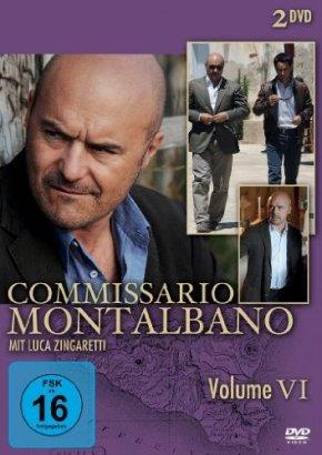 Commissario Montalbano Volume 6