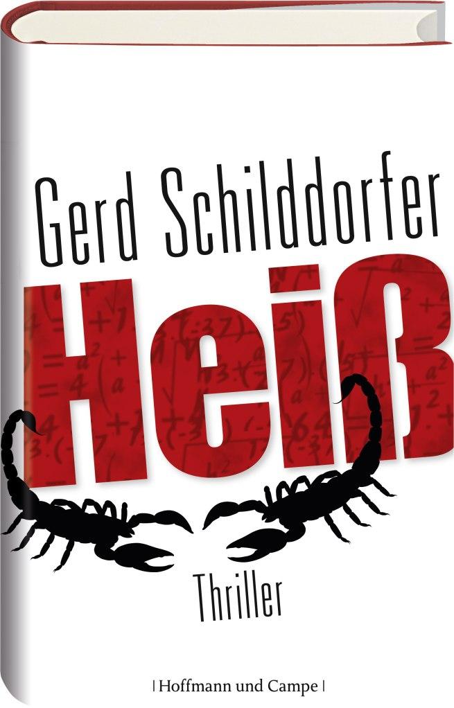 Gerd Schilddorfers neuer Thriller HEISS erscheint bei Hoffmann und Campe. John Finch, der nicht mehr ganz junge, dafür umso tollkühnere Pilot, erhält einen fast unmöglichen Auftrag ....