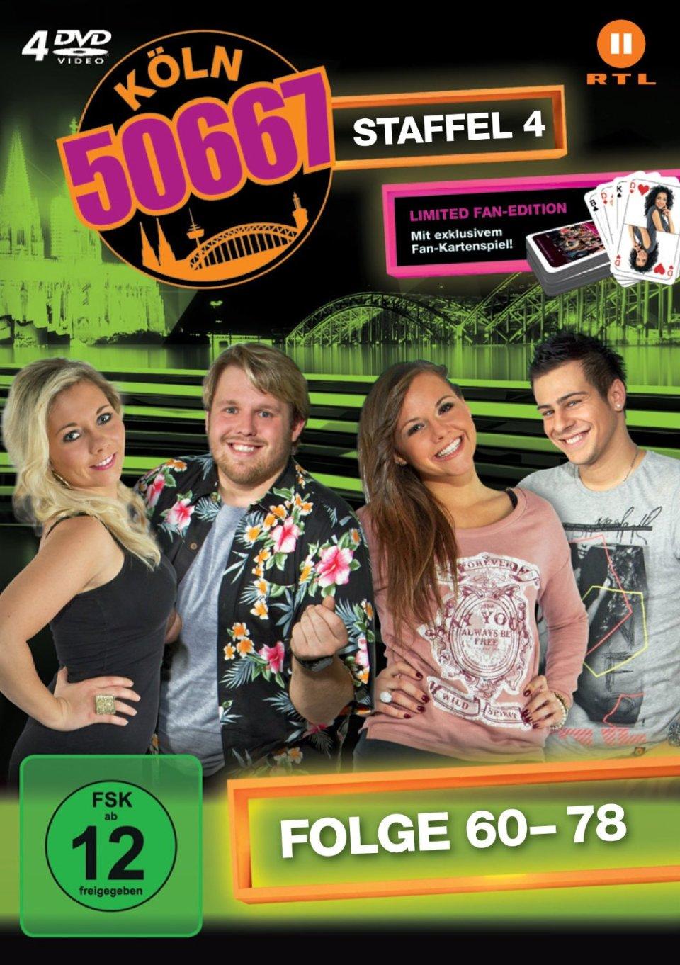 Köln 50667 - Staffel 4