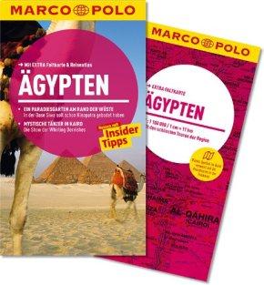 MARCO POLO Reiseführer Ägypten von Jürgen Stryjak