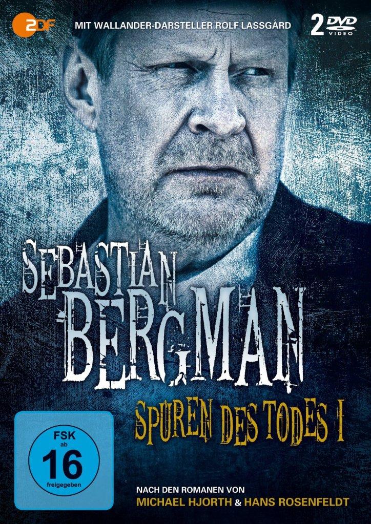 Sebastian Bergman - Vol. 1, 2 DVDs. Episode 1 – Der Mann, der kein Mörder war. Episode 2 – Die Frauen, die er kannte ...