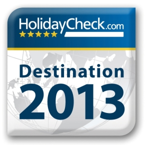Destination Award 2013