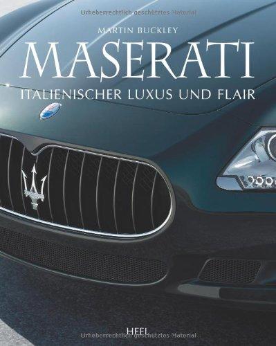 Maserati: Italienischer Luxus und Flair