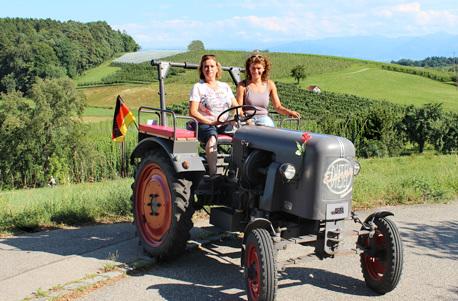 geschenkideen barista kurs oldtimer traktor fahren. Black Bedroom Furniture Sets. Home Design Ideas