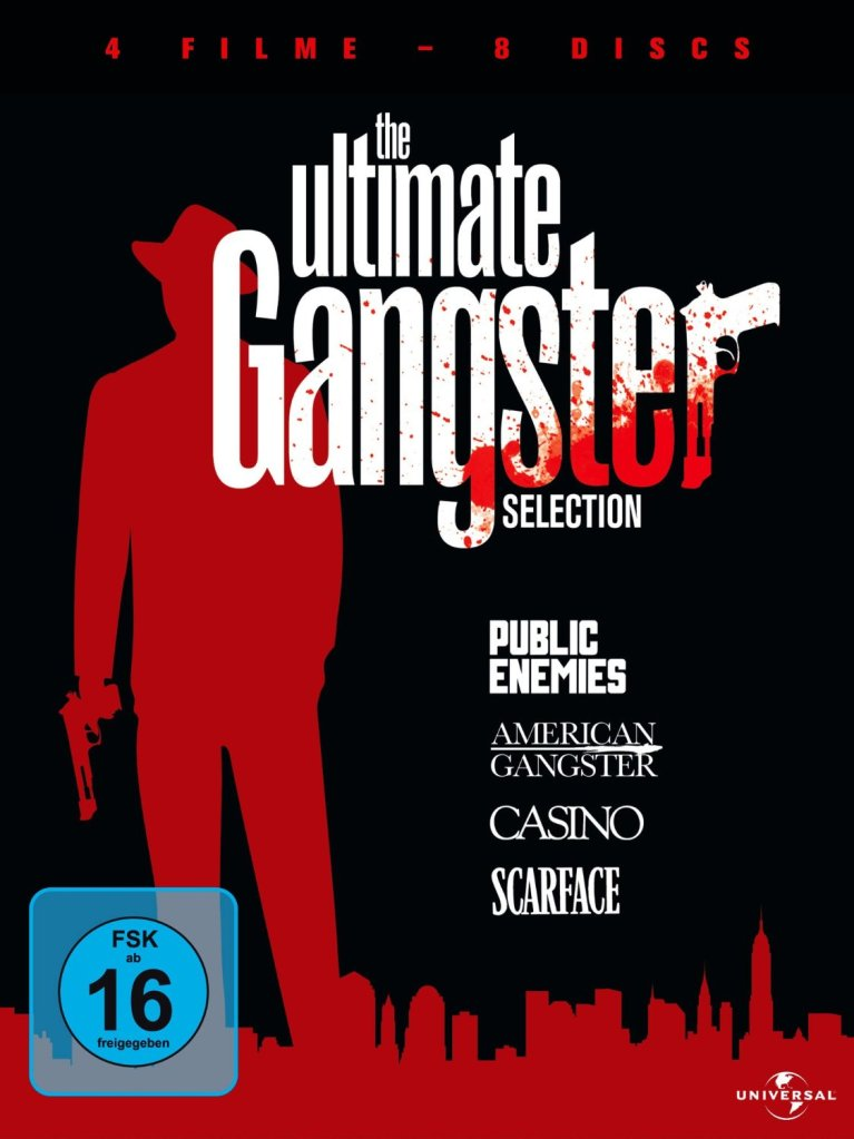 The Ultimate Gangster Selection