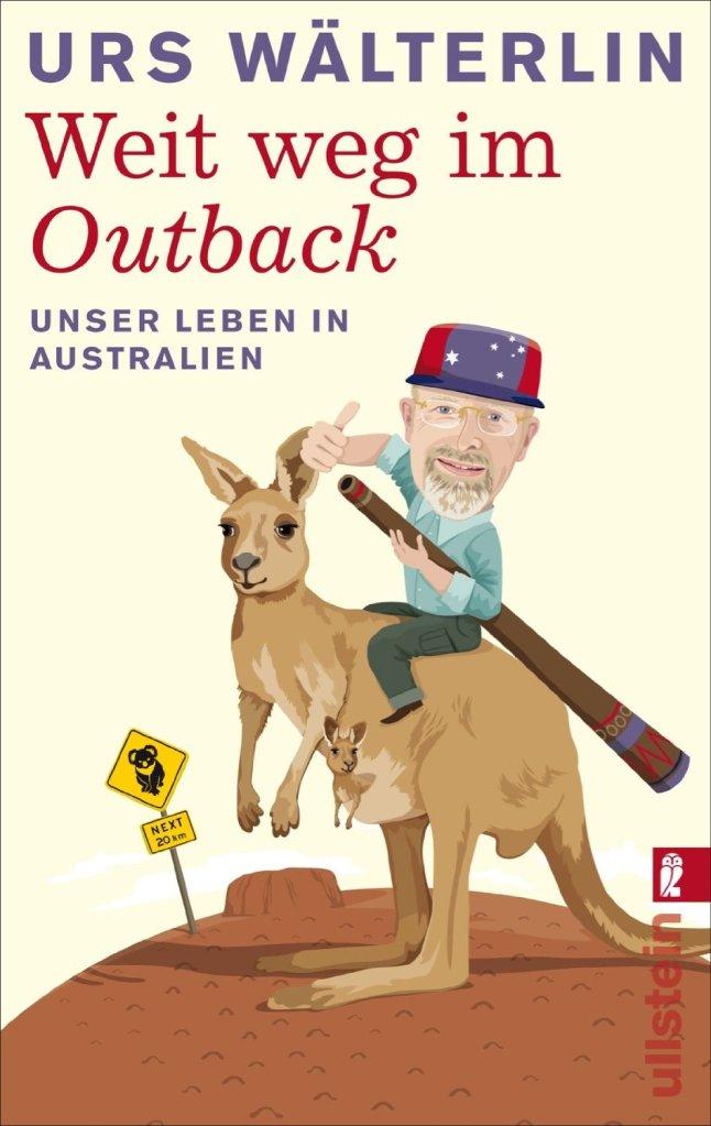 Weit weg im Outback
