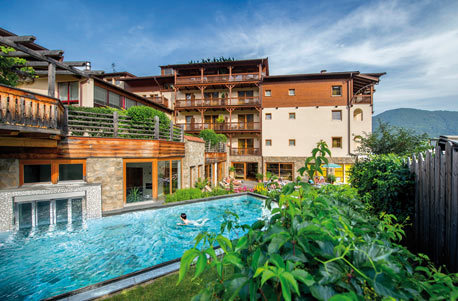 Wellness-Kurzurlaub Südtirol