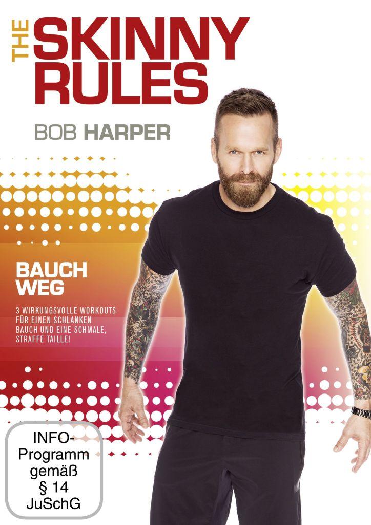 Bob Harper The Skinny Rules – Bauch weg