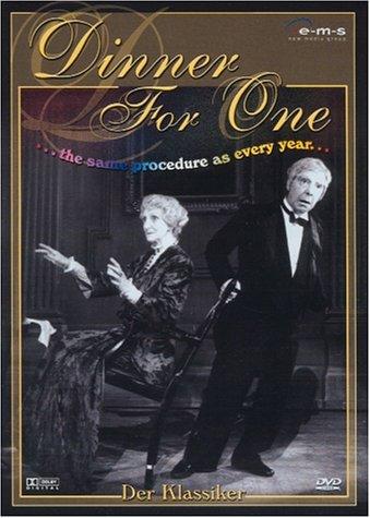 Dinner for One, DVD, englisch