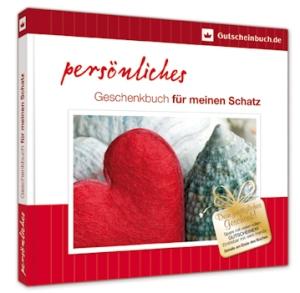 Persönliches Geschenkbuch für erotische Stunden: Zum Valentinstag romantische Erlebnisse verschenken mit Gutscheinbuch.de