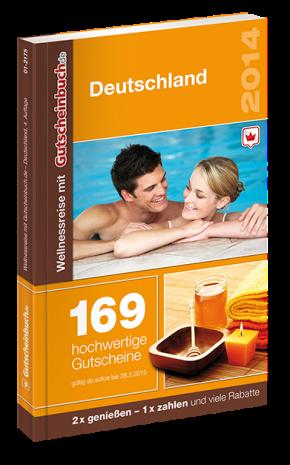 Wellnessreise mit dem Gutscheinbuch