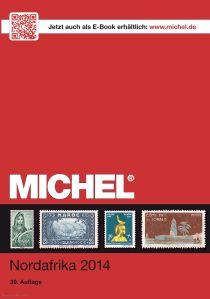 MICHEL-Nordafrika-Katalog 2014