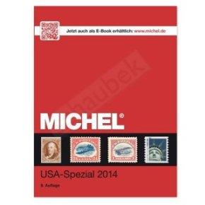 MICHEL-USA-Spezial-Katalog 2014